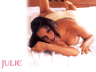 Neha Dhupia hot in Julie