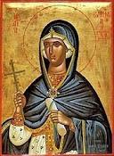 Sfînta Mare Mucenică Eufimia din Calcedon