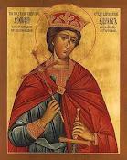 Sfîntul Edward Martirul din Anglia
