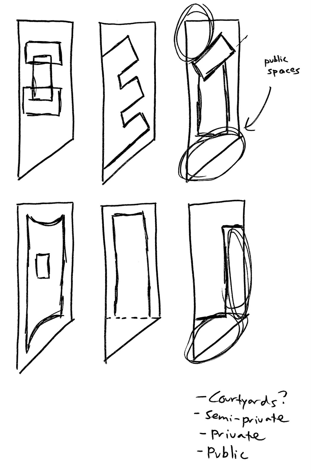 vanessa yu  arch1201 project 3  parti diagrams