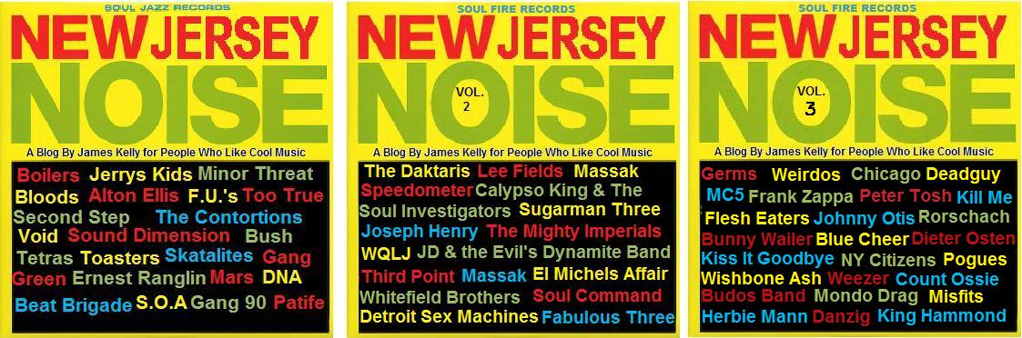 New Jersey Noise