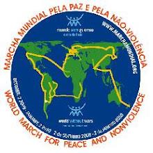 Marcha Mundial pela Paz e não-violência