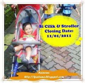 Si Cilik & Stroller