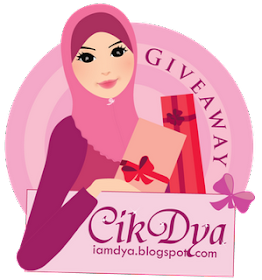 Lucky Giveaway by Dya