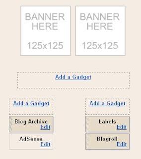Cara Membuat Kotak Banner Iklan di Blogspot