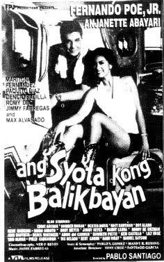Ang syota kong balikbayan movie