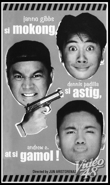 Si Mokong, si Astig, at si Gamol movie