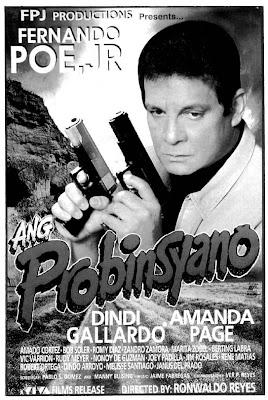 ANG PROBINSYANO (1996) AT CINEMA FPJ, OCT.4