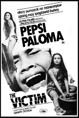 BOLD STARS OF THE 80s # 3: THE CRUEL WORLD OF PEPSI PALOMA