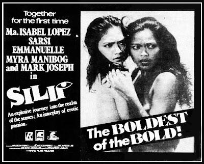 BOLD STARS OF THE 80s # 6: SARSI EMMANUELLE