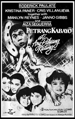 Petrang Kabayo 2: Anong ganda mo! Mukha kang kabayo movie