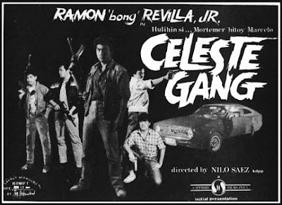 watch Celeste Gang (1985) pinoy movie online streaming best pinoy horror movies