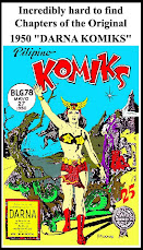 "Original 1950 ""DARNA KOMIKS"""