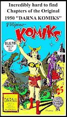 "Original 1950 ""DARNA KOMIKS"""