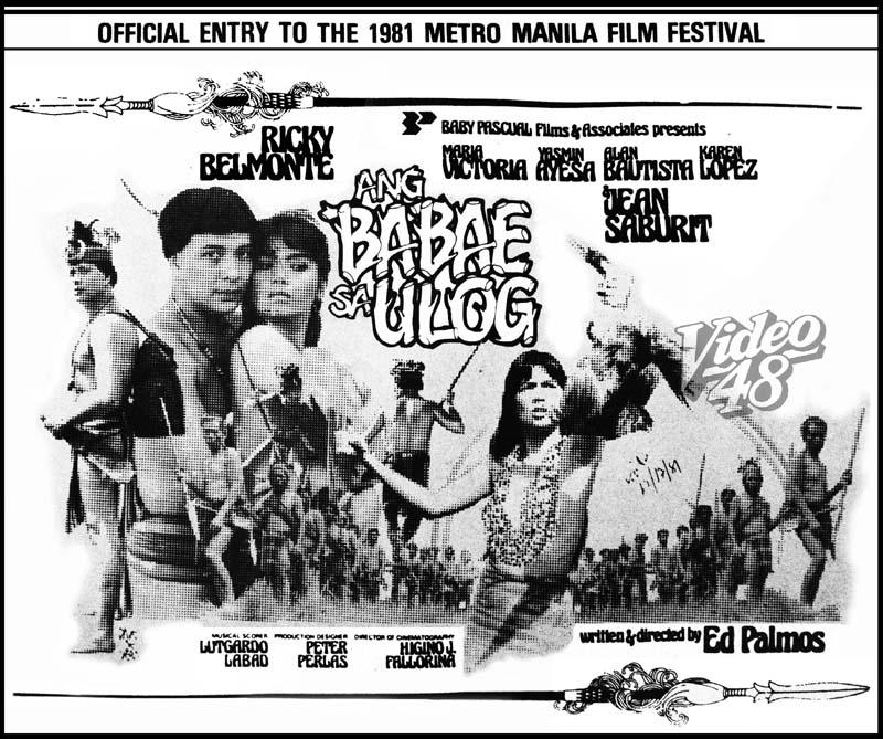 Ang Babae Sa Ulog   1981   Stars Ricky Belmonte  Jean Saburit  Maria