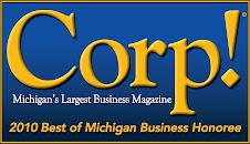 """jexbo Wins Corp! """"Best of Michigan"""" Technology Award"""