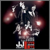 JJ Lin - Hundred Days Live