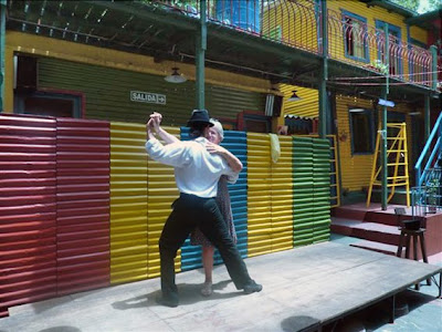 Lieve danst TANGO