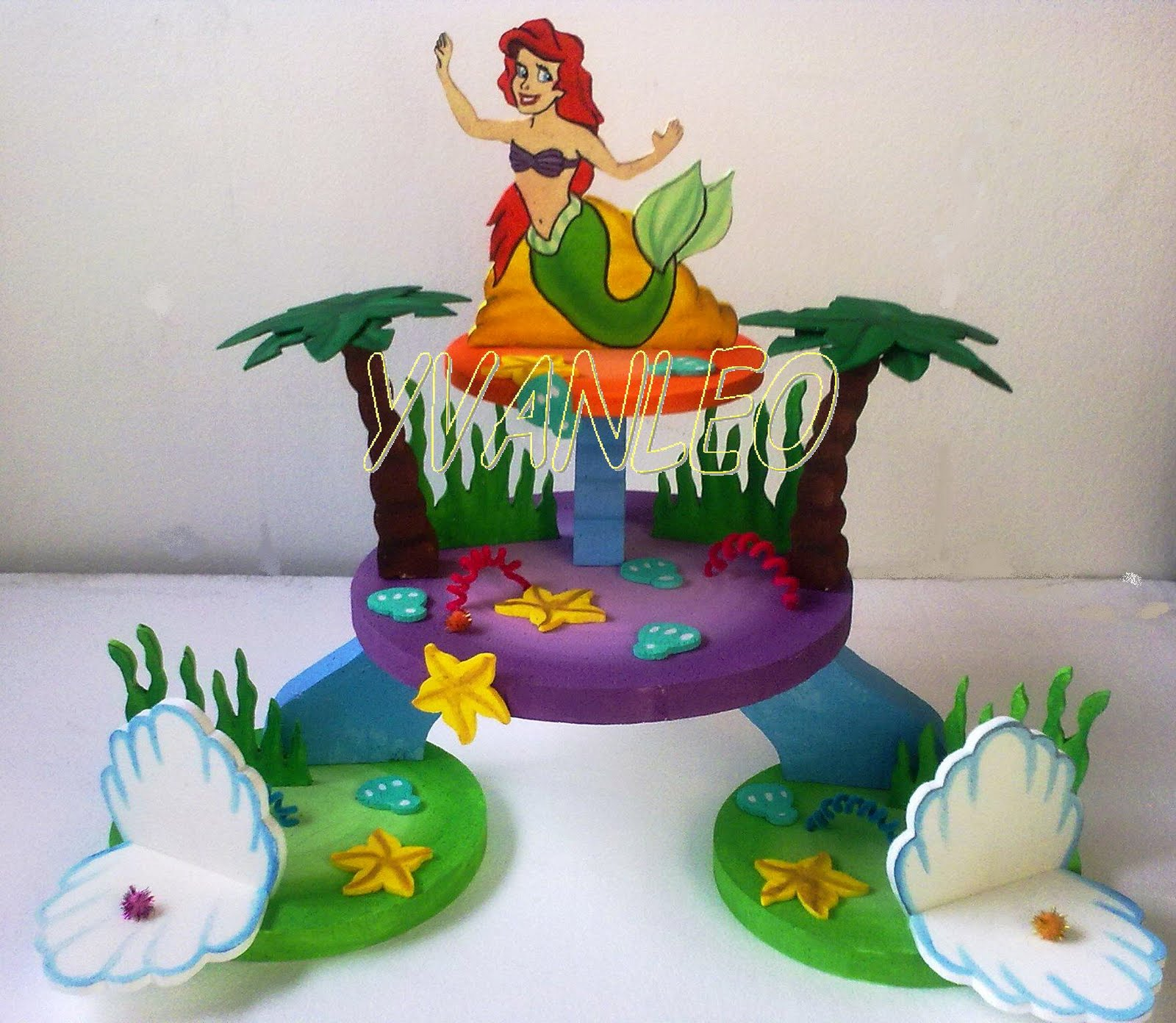 Minnie Mouse Invitaciones Centros Mesa Para Las Decoraciones