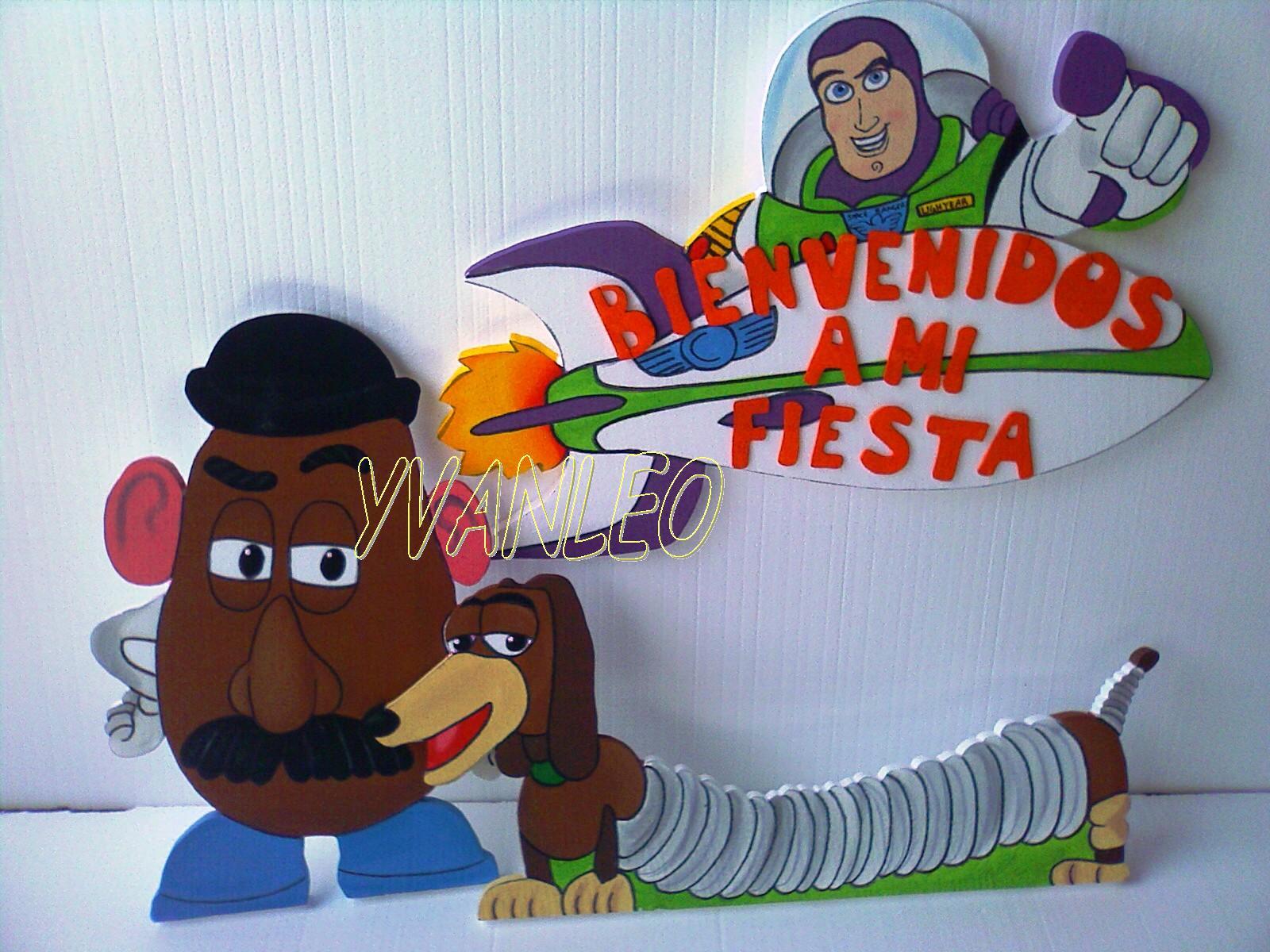 TODO EN FIGURAS DE ANIME YVANLEO: TOY STORY