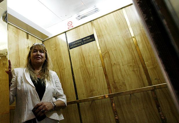 Se crea registro nacional para arreglar y mantener los ascensores de edificios.