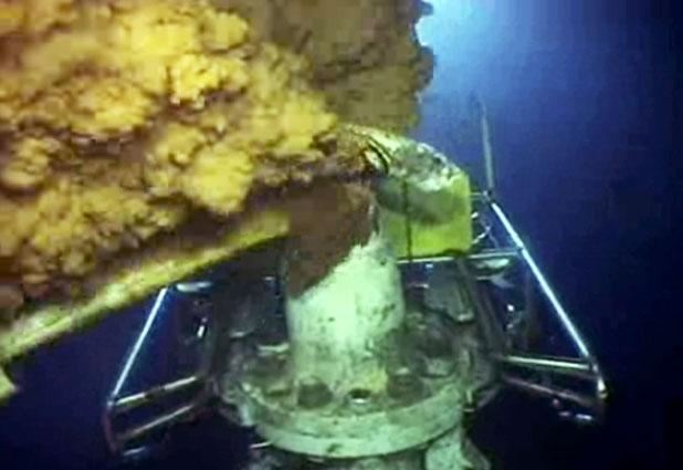 El Golfo de México podría quedar como un charco negro y sin vida por décadas