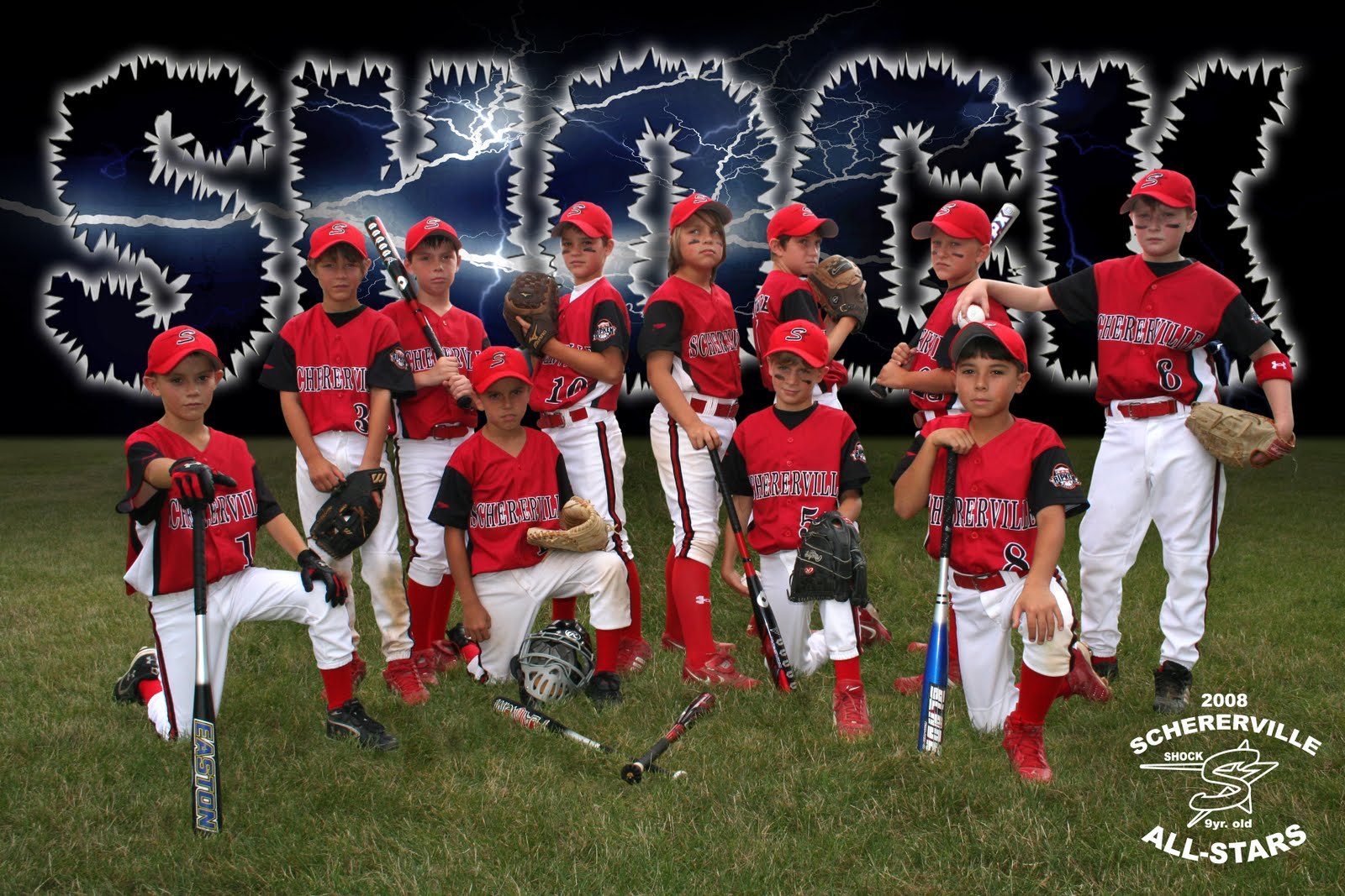 how to build a youth baseball team