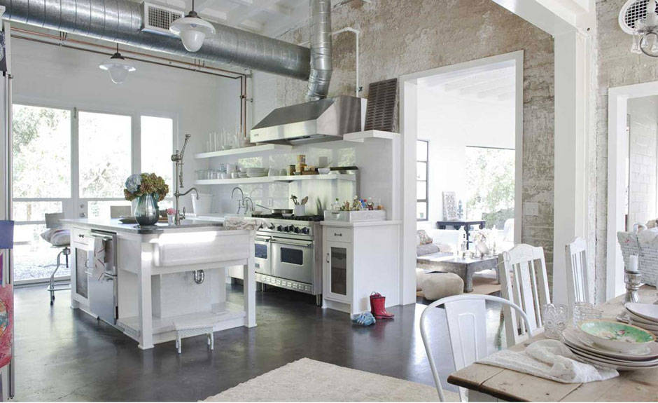 Loft Interior Design Magazine