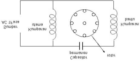 Cek bro motor induksi 1 fasa motor kapasitor running cheapraybanclubmaster Image collections