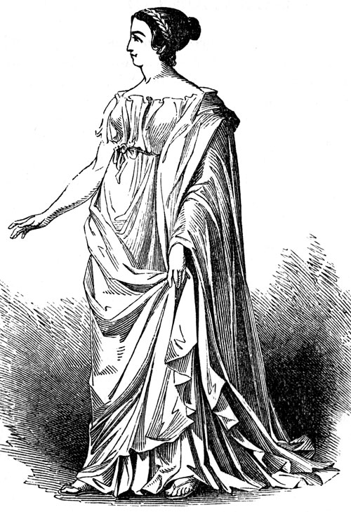 the role that women played in ancient rome In ancient rome, for example, women could not attend, speak in, or vote at  for example), women played a limited role in roman religion.