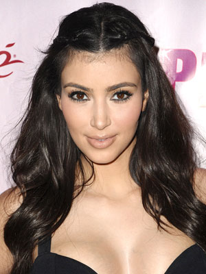 kim kardashian hair cut