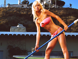Paris Hilton hot wallpaper