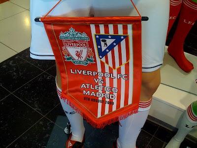 Liverpool - Atletico de Madrid Liverpool+2