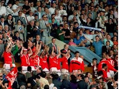 League Cup Winners 1990