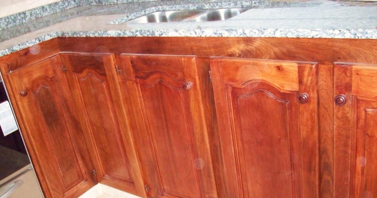 Algarrobo El Yugo Muebles de cocina a medida Bajo