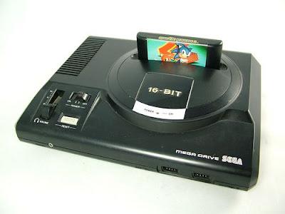 Console Mega Drive