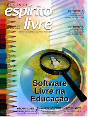 Revista Espirito Livre 7° Edição.