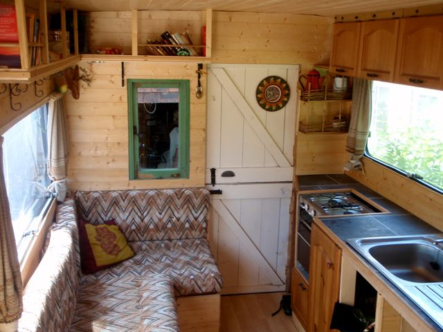 Handmade Matt Van Conversion From Scratch To Home On