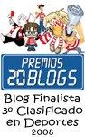 Premios 20Blogs III Edición