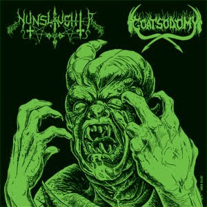 NunSlaughter / Nocturnal - Cryptic / Untitled