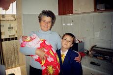cu Teodora-Ioana şi Andrei