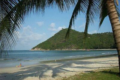 Best beaches in southeast asia koh phangan thailand for Best beaches in southeast us