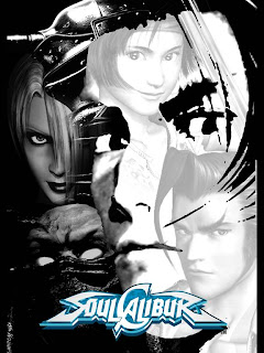 Soul Calibur poster; image from SoulCaliburUniverse.com