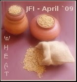 Jihva for Ingredients - wheat