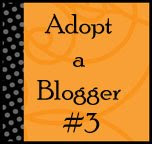 adopt-a-blogger, hosted by Kristen at Dine&Dish