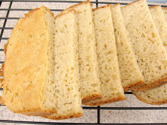 Karina's gluten-free bread recipe - Eat this.