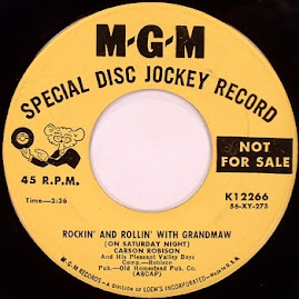 DJ Bill Smoker rockabilly record hop Vol. 2