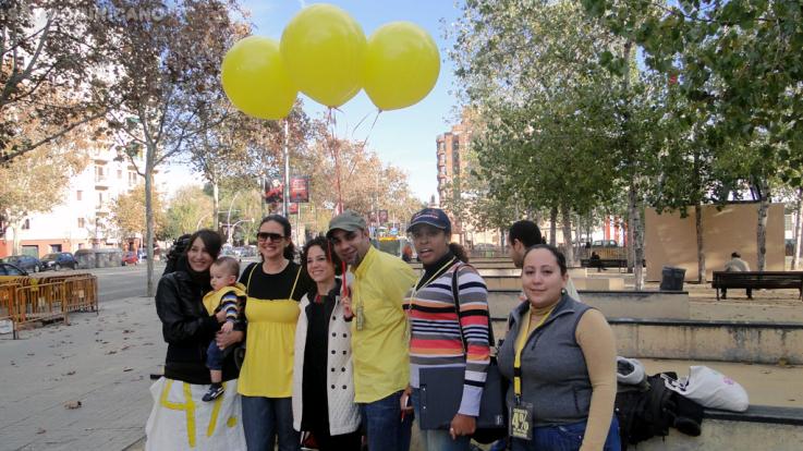 Presencia rd cr nica lunes amarillo en barcelona - Ebanistas en barcelona ...