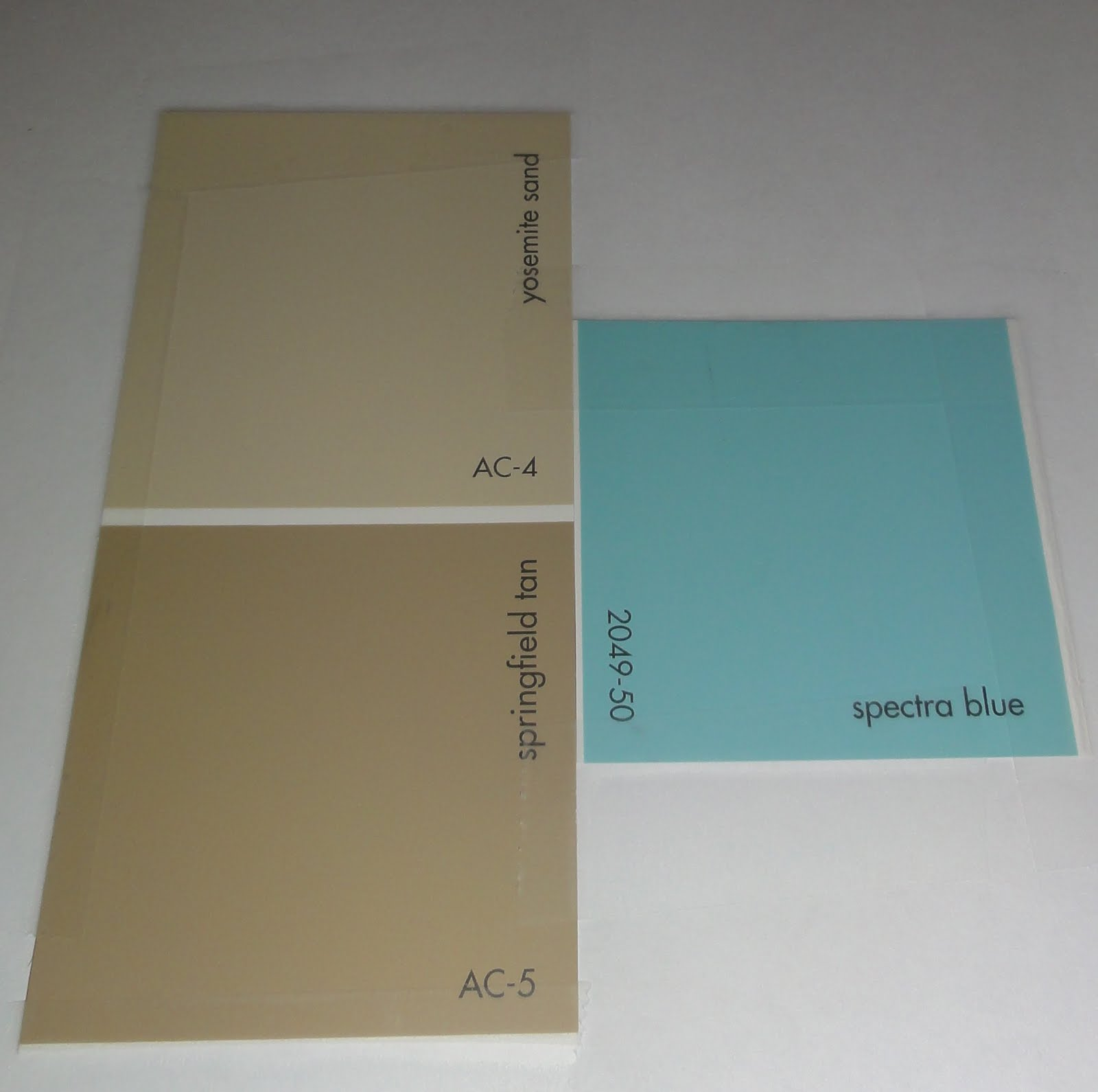 Seaside Serenade Paint Colors