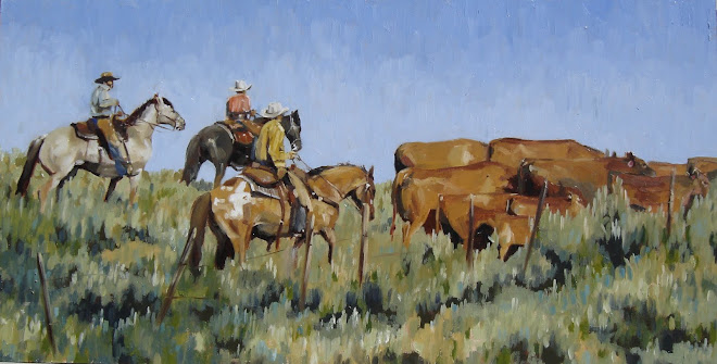 Wyomimg Cattle
